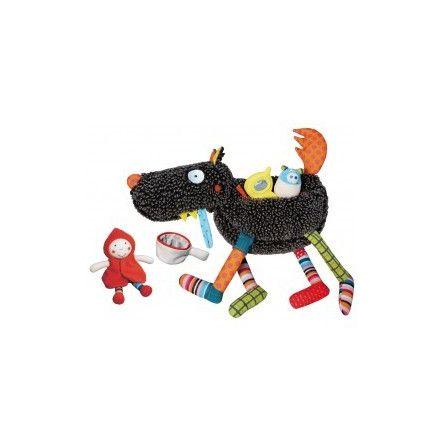 T'es Fou Louloup - Activités avec Zip + 4 jouets - IkaIpaka Royan