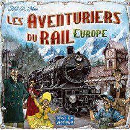 Les aventuriers du rail europe - IkaIpaka Royan