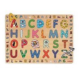 Puzzle educatif abc