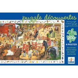 puzzle observation equitation