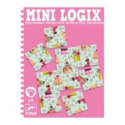 Mini logix puzzle impossible princesse
