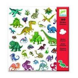 Skickers dinosaures