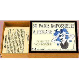 50 Paris impossible à perdre