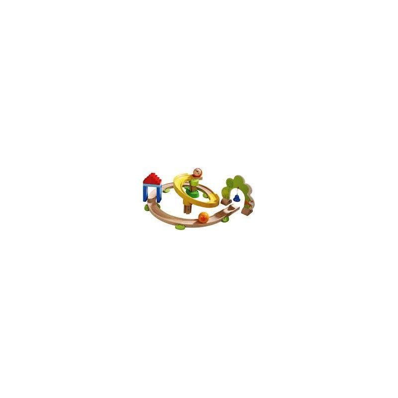 Toboggan à bille kullerbu serpentin - IkaIpaka Royan