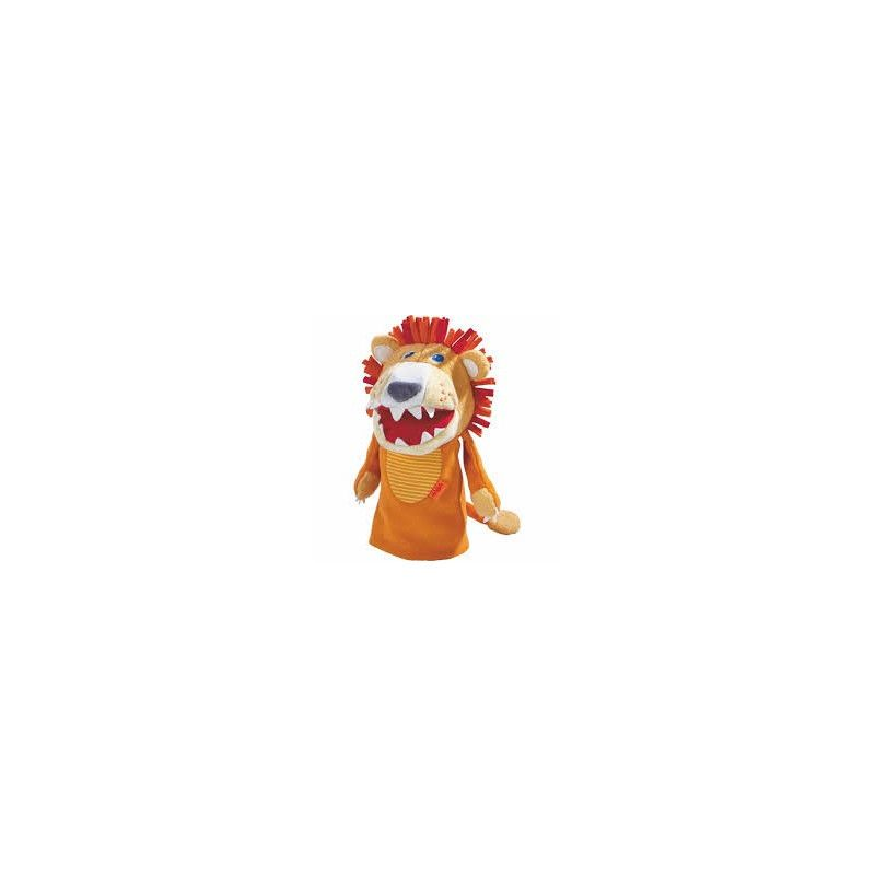 Marionnette lion - IkaIpaka Royan