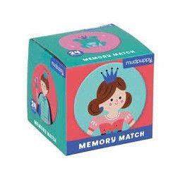 Mémory match game Princess