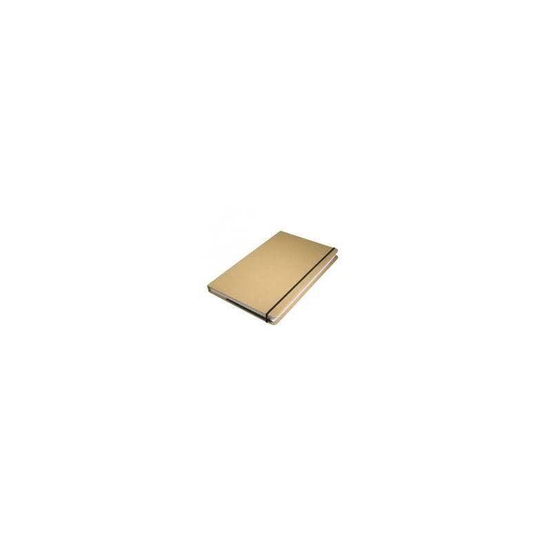 Carnet Kraft 13X21X1.5 cm 100 feuilles - IkaIpaka Royan