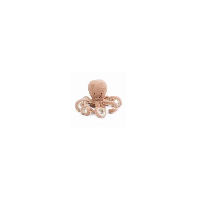 Odell Octopus Baby jellycat - IkaIpaka Royan
