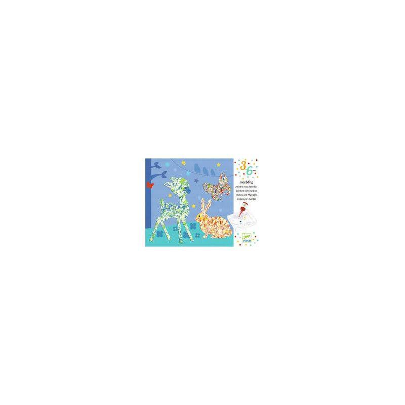 Défilé multicolore marbling - IkaIpaka Royan