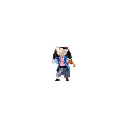 Marionnette Pirate - IkaIpaka Royan