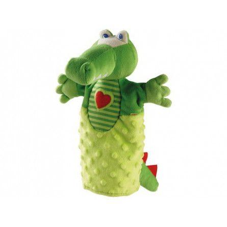 Marionnette Crocodile - IkaIpaka Royan