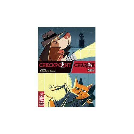 Checkpoint charlie - IkaIpaka Royan