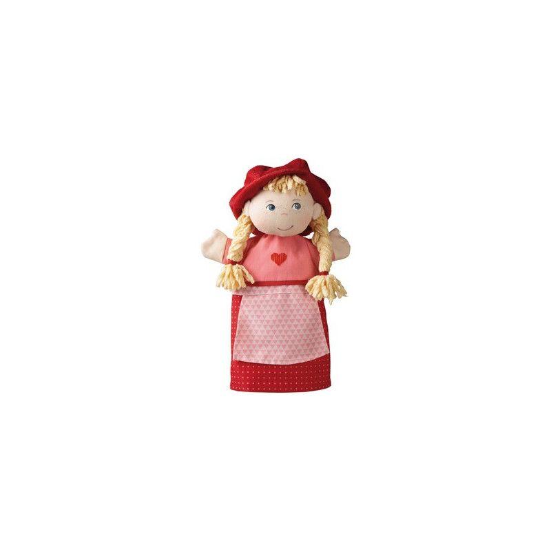 Marionnette Chaperon Rouge - IkaIpaka Royan