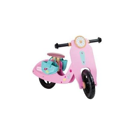 Draisienne Bolide rose
