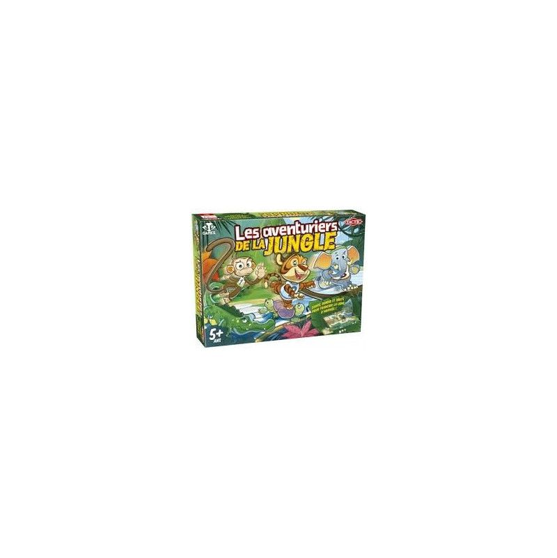 Les aventuriers de la jungle - IkaIpaka Royan