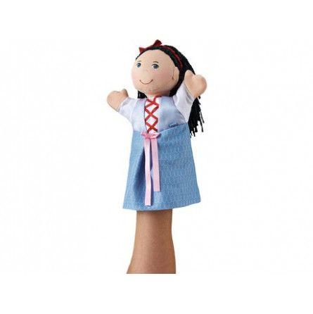 Marionnette Blanche Neige - IkaIpaka Royan