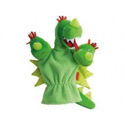 Marionnette Gant Dragons - IkaIpaka Royan