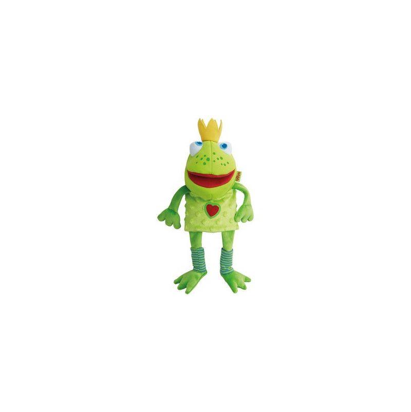Marionnette Roi Grenouille - IkaIpaka Royan