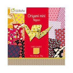 Origami Mini, Nippon
