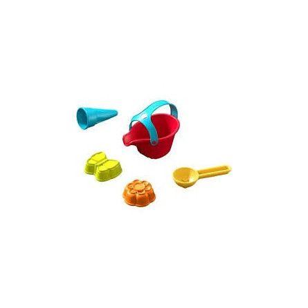 Ensemble de jouets créatifs pour le sable - IkaIpaka Royan