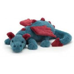 Dexter Dragon jellycat