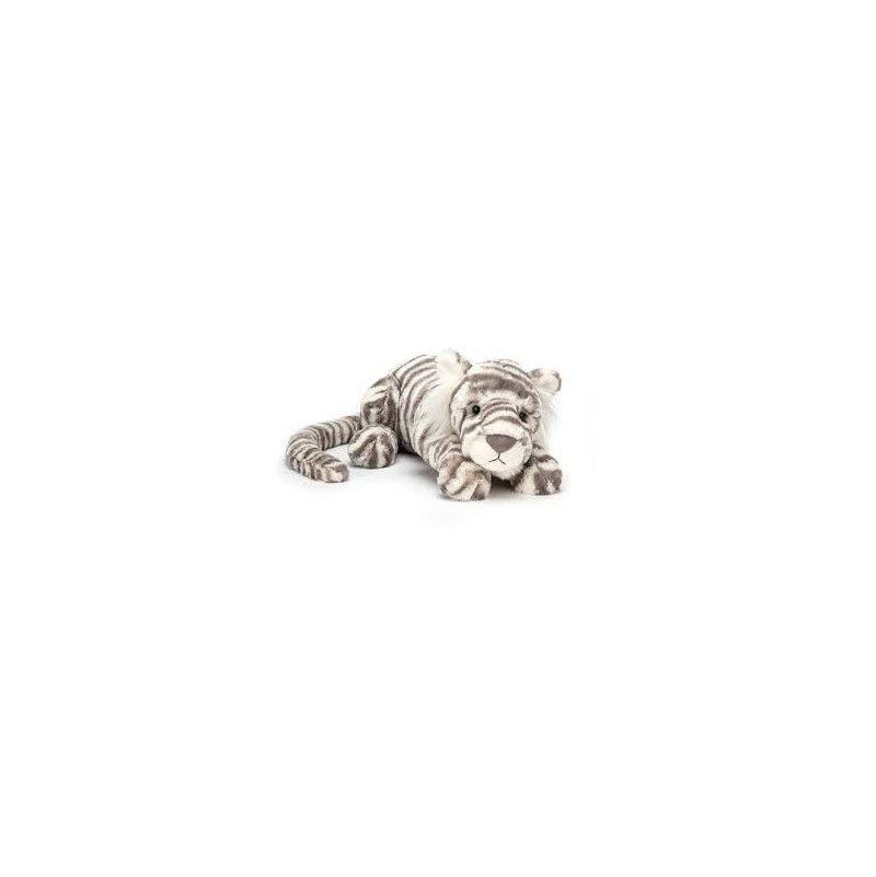 Sacha Snow Tiger jellycat