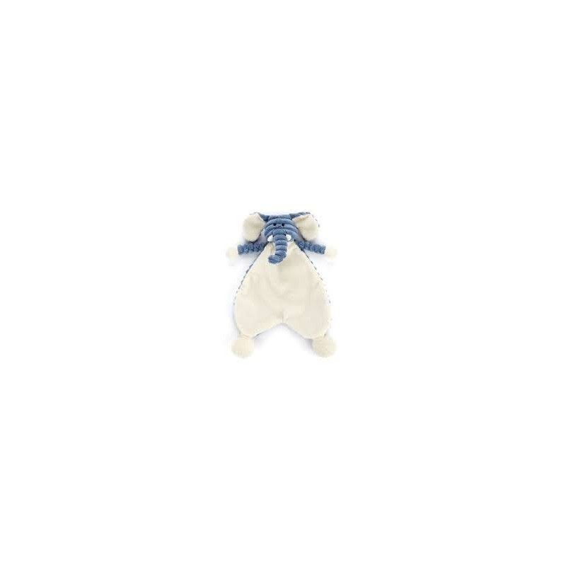Doudou Cordy Roy Baby Elephant Soother jellycat