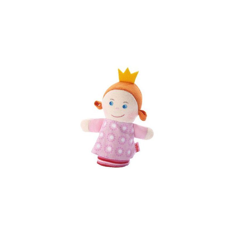 Marionnette à doigt Princeesse - IkaIpaka Royan