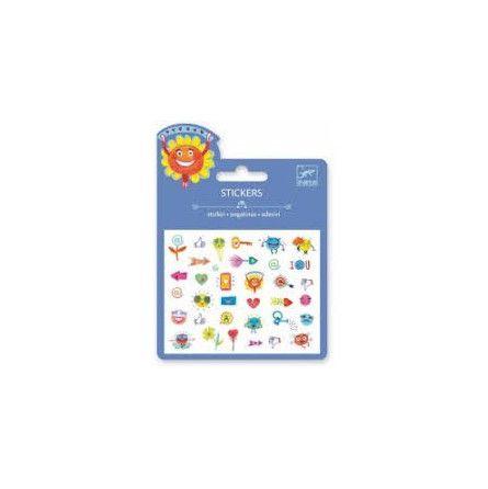 Mini Stickers -Symboles