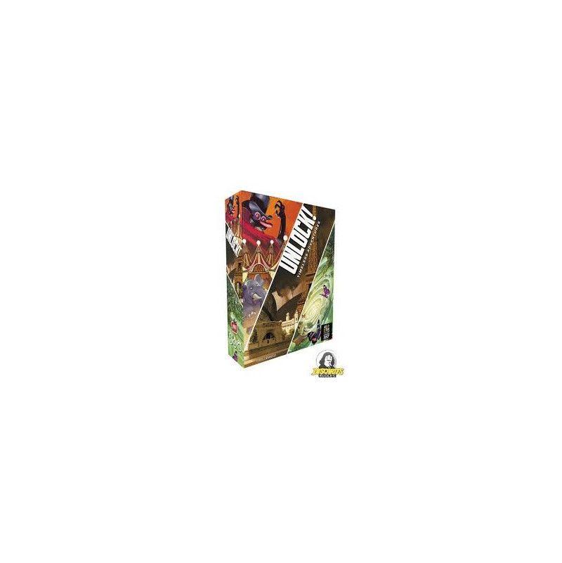 Unlock! 6 Timeless Adventures - IkaIpaka Royan