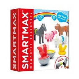 SmartMax - My First Animals - Les Animaux de la ferme - IkaIpaka Royan
