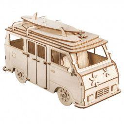 Kit en bois - Campingbus (Van) - IkaIpaka Royan