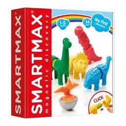 SmartMax My First Dinosaurs mes premiers dinosaures - IkaIpaka Royan
