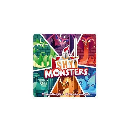Shy monster - IkaIpaka Royan
