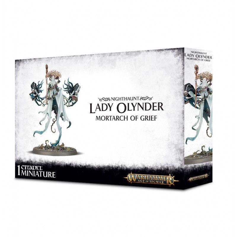 NIGHTHAUNT LADY OLYNDER - IkaIpaka Royan