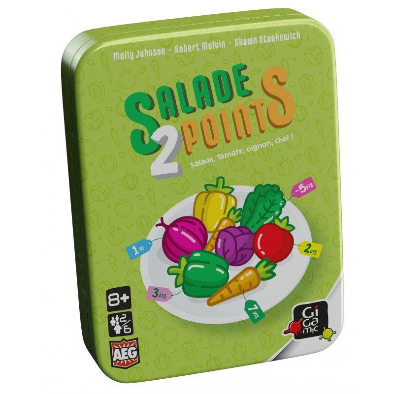 Salade de points
