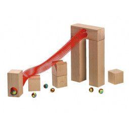 Toboggan à billes - tuyau flexible - IkaIpaka Royan