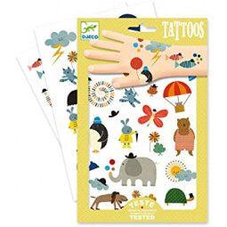 Tatouage - Tattoos - Jolies petites choses - IkaIpaka Royan