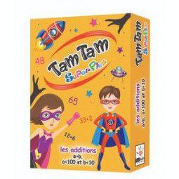 TAM TAM - Super Plus - Additions a+b