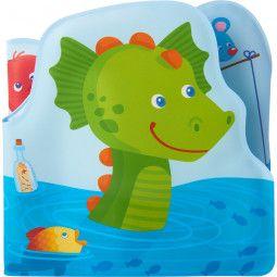 Livre de bain - Dragon Nessie