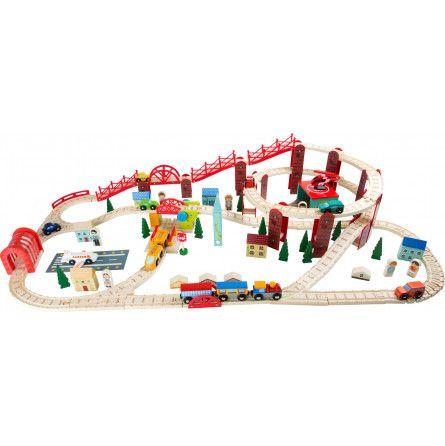 Chemin de fer Ma Ville - IkaIpaka Royan