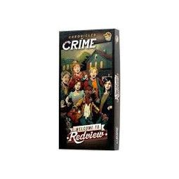 CHRONICLES OF CRIME - Welcome To Redview - IkaIpaka Royan