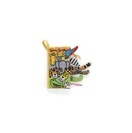 Coucou Jungle livre d'activité jellycat - IkaIpaka Royan