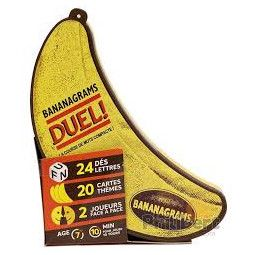 Bananagram duel - IkaIpaka Royan