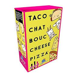 Taco chat bouc cheee pizza - IkaIpaka Royan