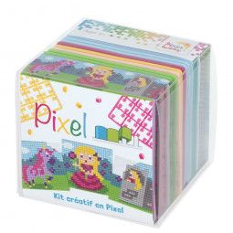 PIXEL kit Cube Conte de fée - IkaIpaka Royan