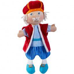 Marionnette Roi - IkaIpaka Royan