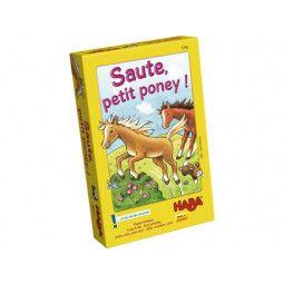 Saute petit Poney