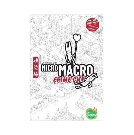 Micro macro crime city - IkaIpaka Royan