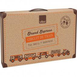Circuit Train Grand Express VILAC - IkaIpaka Royan